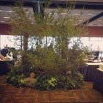 Greenscape Design - Design Network West Coast Wine Festival 2017 Evergreen