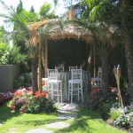 Greenscape Design Dream Group Custom Tiki Hut