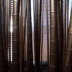 Greenscape Design Charcoal Bamboo Poles