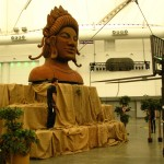 Greenscape Design Buddha in Place