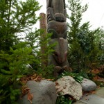 Greenscape Design Totem and Greenery