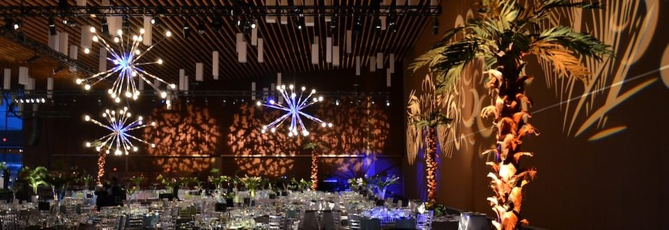 Greenscape Design Vancouver Event Decor Tropical