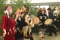 Greenscape Design RIMS Conference Pacific Northwest Rainforest First Nations Performers