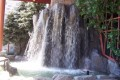 Greenscape Design River Rock Casino Westcoast Exterior Waterfall