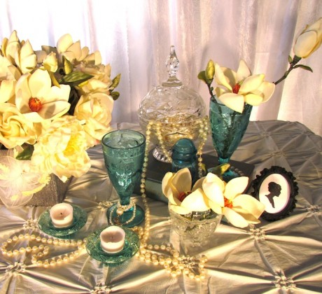 Greenscape Design Shabby Chic Vintage Accessories