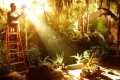 Greenscape Design TV Commercial Studio Set Tonka Jungle Close Up Toys