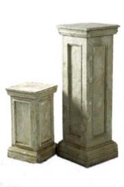 Greystone Pedestals