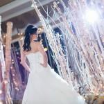 Greenscape Design Birch Wedding Procession Decor