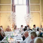 Greenscape Design Cherry Blossom Head Table Backdrop Wedding Decor