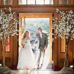 Greenscape Design Cherry Blossom Wedding