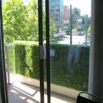 Greenscape Design Condo Balcony Boxwood Privacy Screen