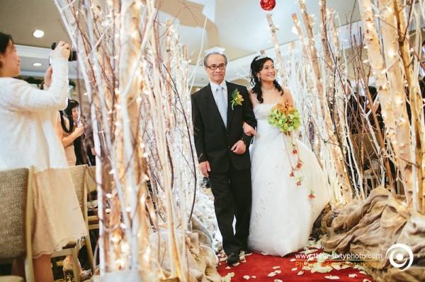 Greenscape Design Birch Wedding Whether