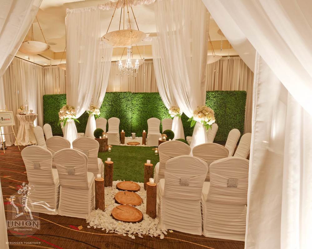 Greenscape Natural Wood Wedding Decor Accents