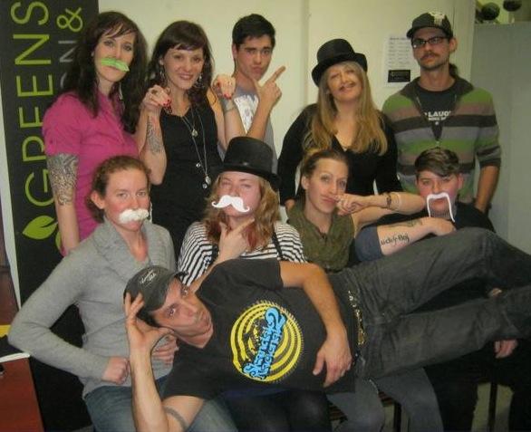 Greenscape Team VancouverMovember