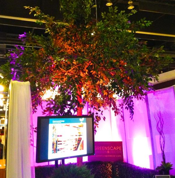 Greenscape Design Faux Tree Vancouver