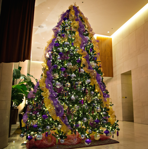 Greenscape Design Commerical Christmas Trees Hotels Vancouver copy