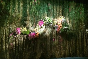 BizBash Governors Ball Vertical Garden Walls