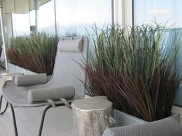 Greenscape Design Exterior Grass Planters