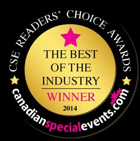 Readers Choice Winner 2014
