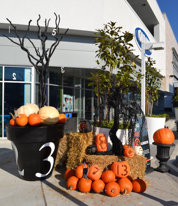 Greenscape Design Halloween Mall Decor Rentals Vancouver