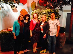 Greenscape Design Team with Dawn Chubai