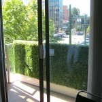 Greenscape Design Artificial Boxwood Hedge Privacy Screen Vancouver