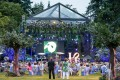 Greenscape Design Artificial Tree Rentals and Stage Decor