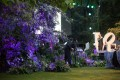 Greenscape Design Cherry Blossom Outdoor Wedding Decor Rentals Vancouver
