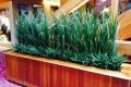 Greenscape Design Artificial Grass Custom Planter Alberta
