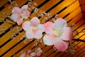 Greenscape Design City of North Vancouver Cherry Blossom Spring Decor Installation