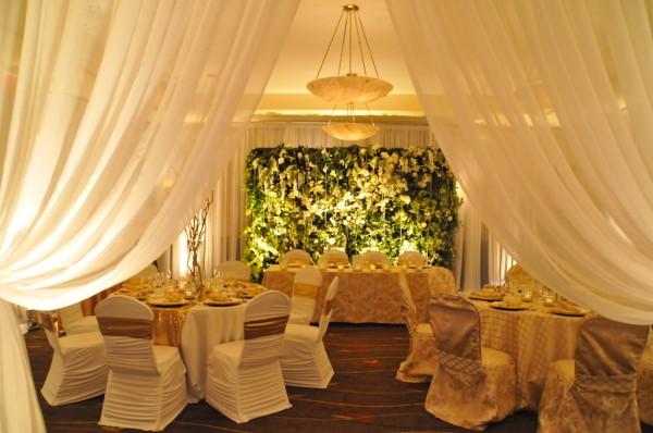 Artificial Floral Wall Backdrop | Greenscape