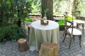 Greenscape Design Rustic Wooden Event Furniture Event Rentals