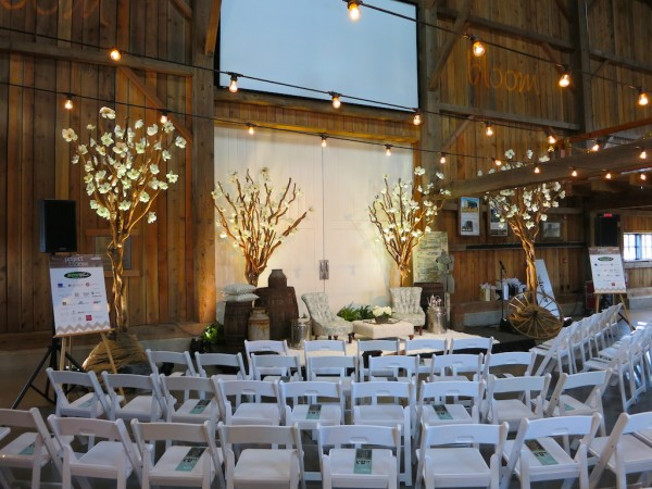 Magnolia and willow tree rustic decor greenscape design decor greenscpe design rustic event and wedding decor rentals vancover junglespirit Gallery