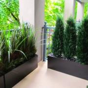 Greenscape Design Condo Balcony Privacy Screen Vancouver copy