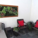Greenscape Design Custom Artificial Exterior Green Wall