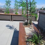 Greenscape Design Custom Exterior Condo Patio Planters