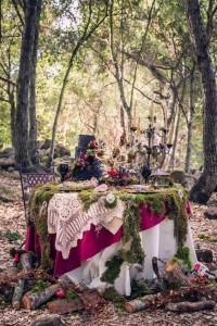 Greenscape Design - Alice and Wonderland rustic table setting tea party ... & Alice in Wonderland Event | Greenscape Design u0026 Decor