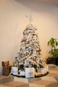 Greenscape Design Fresh Cut Christmas Tree Decor