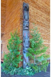 Greenscape Design Totem Poles - Triple Stacked