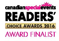Readers' Choice Award 2016 Award Finalist Greenscape Design