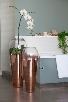 Tall Lucca Vase