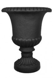 Urn Planter Black
