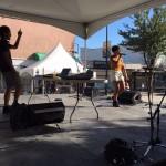 Greenscape Design - New West Pride greenscapecares volunteer street party